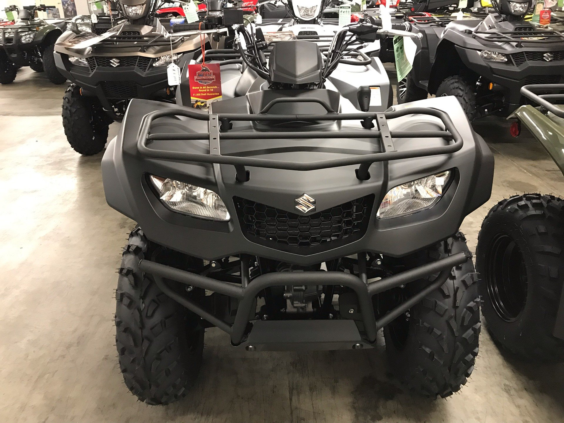 2019 Suzuki KingQuad 400ASi+ in Sanford, North Carolina - Photo 5