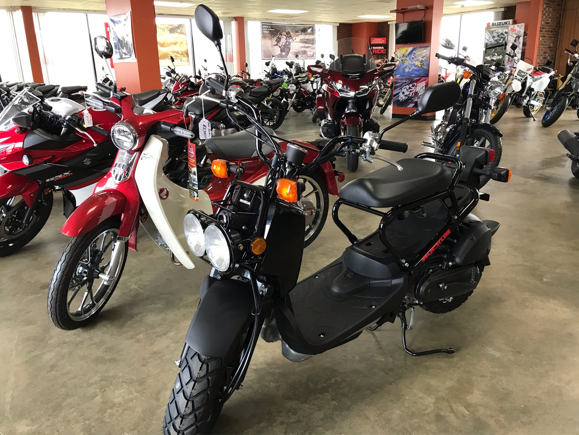 2020 Honda Ruckus in Sanford, North Carolina - Photo 3