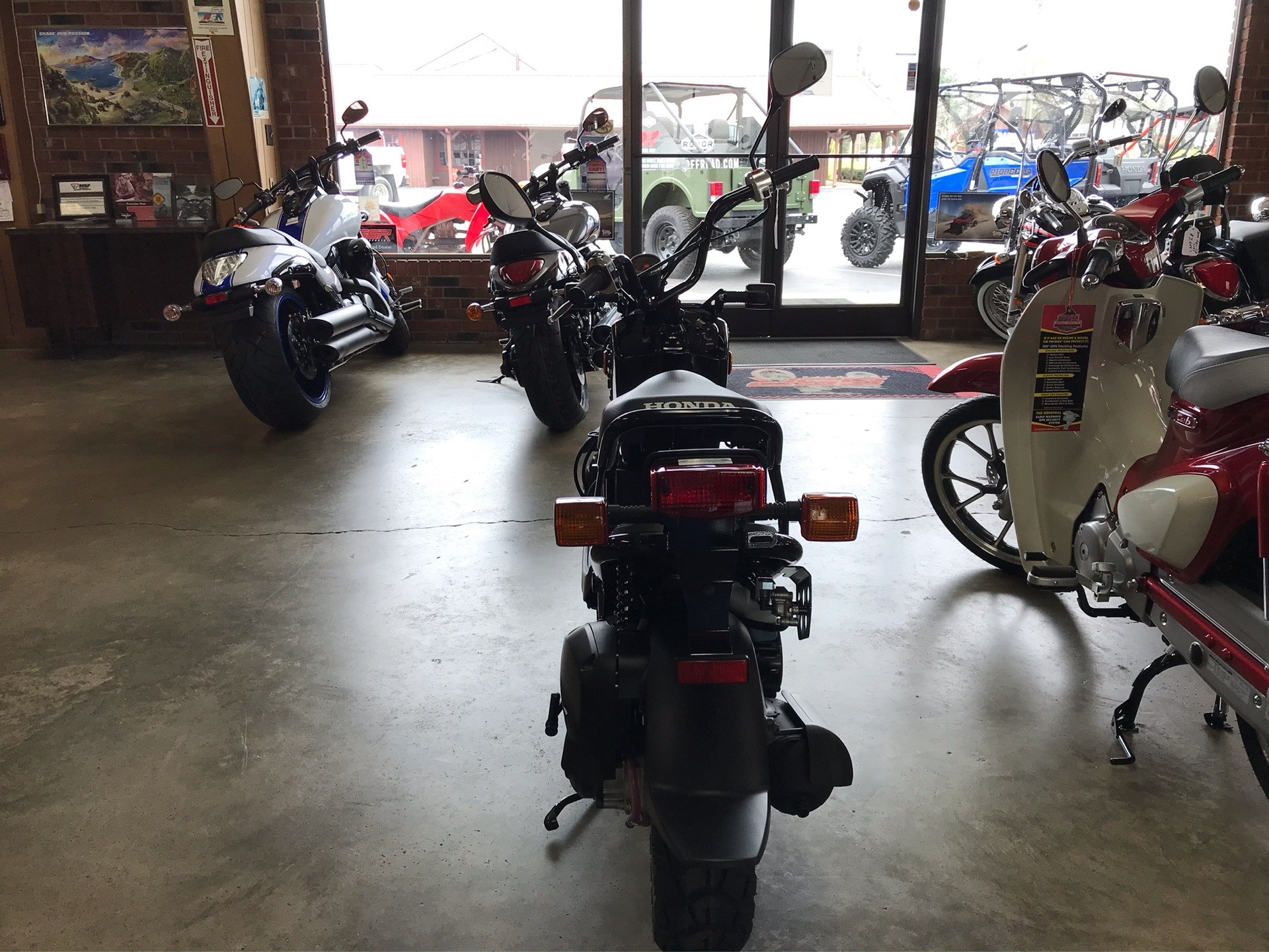2020 Honda Ruckus in Sanford, North Carolina - Photo 5