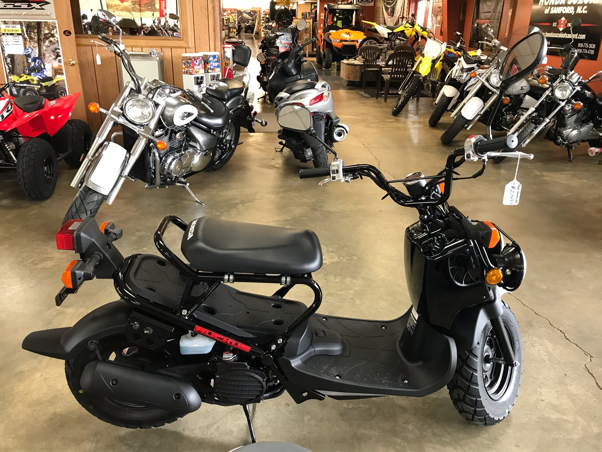 2020 Honda Ruckus in Sanford, North Carolina - Photo 1