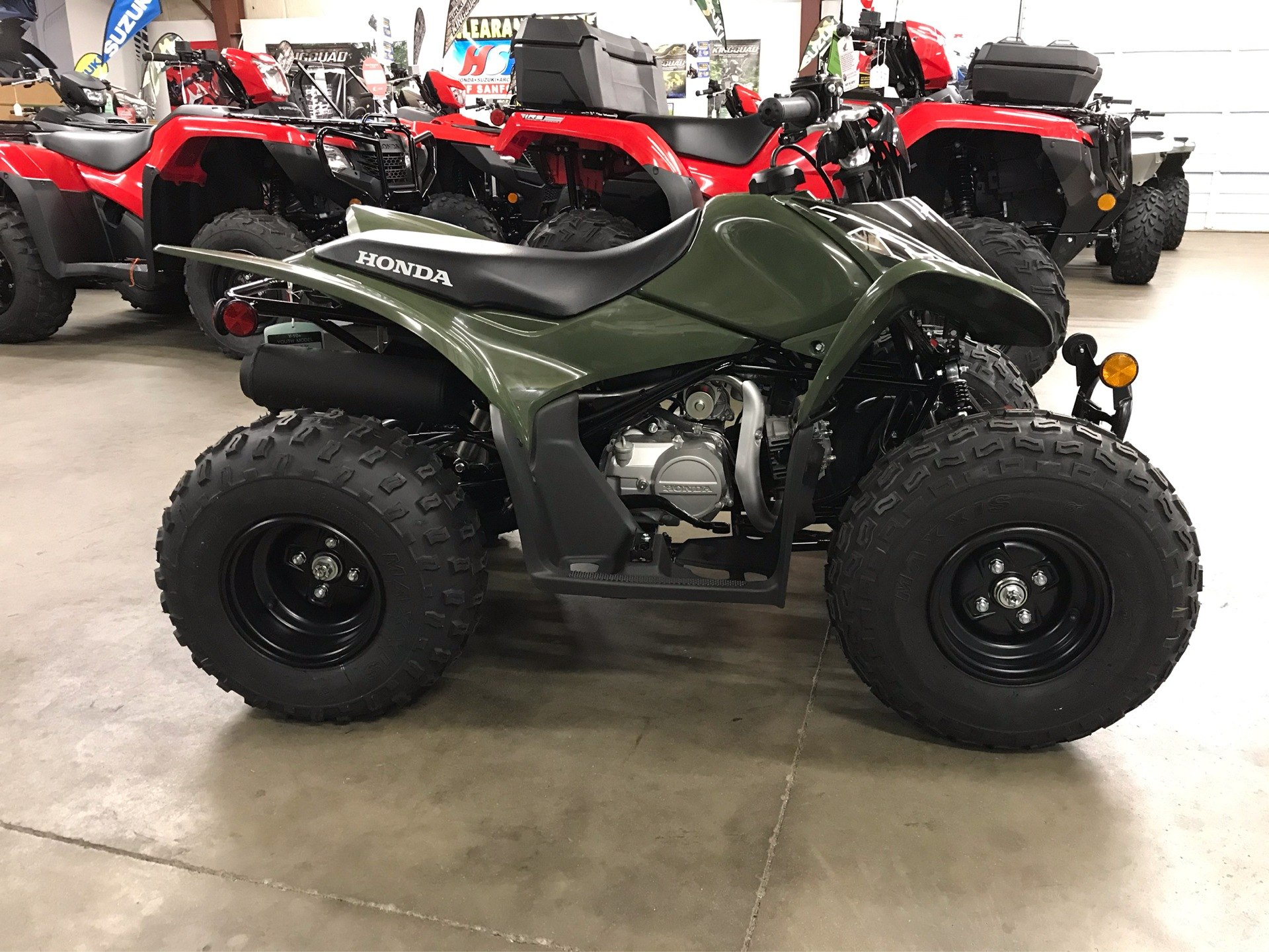 2020 Honda TRX90X in Sanford, North Carolina - Photo 2