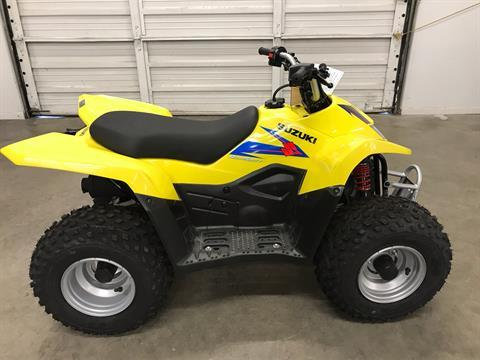 2020 Suzuki QuadSport Z50 in Sanford, North Carolina - Photo 1