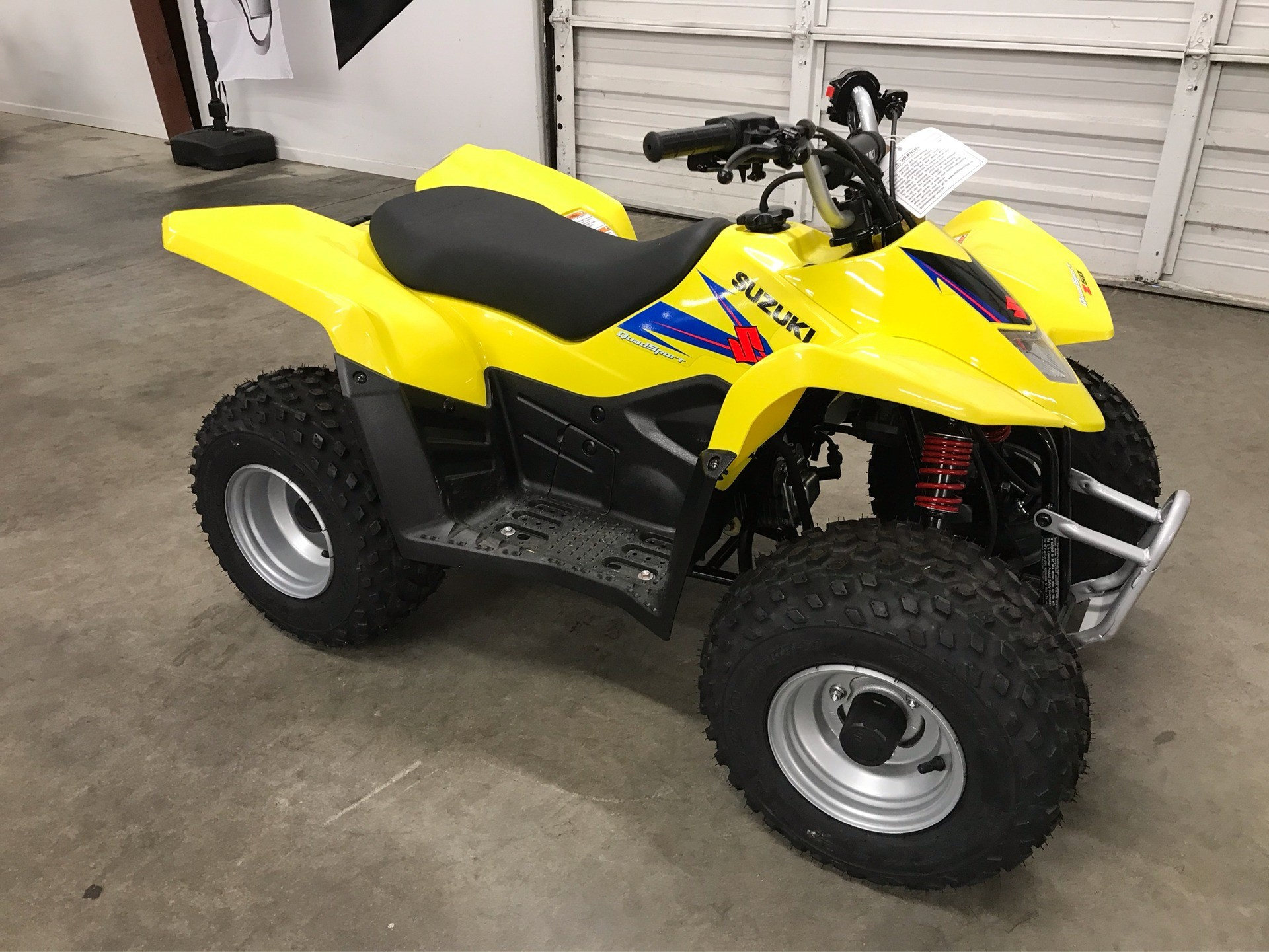 2020 Suzuki QuadSport Z50 in Sanford, North Carolina - Photo 2