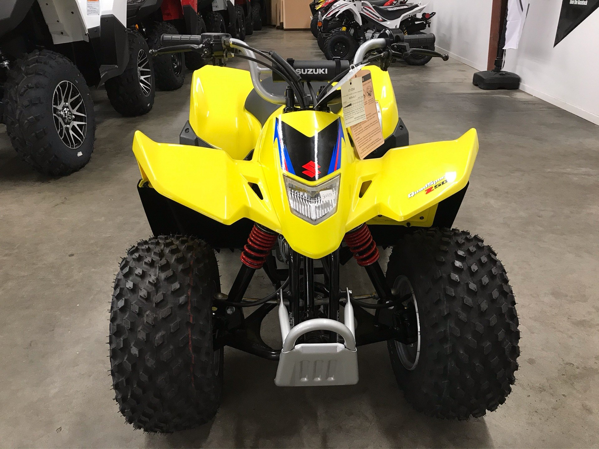 2020 Suzuki QuadSport Z50 in Sanford, North Carolina - Photo 3