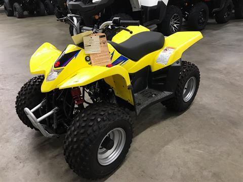 2020 Suzuki QuadSport Z50 in Sanford, North Carolina - Photo 4
