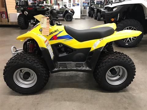 2020 Suzuki QuadSport Z50 in Sanford, North Carolina - Photo 5