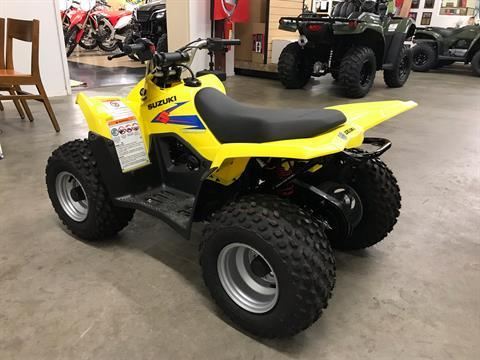 2020 Suzuki QuadSport Z50 in Sanford, North Carolina - Photo 6