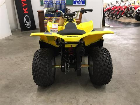 2020 Suzuki QuadSport Z50 in Sanford, North Carolina - Photo 7