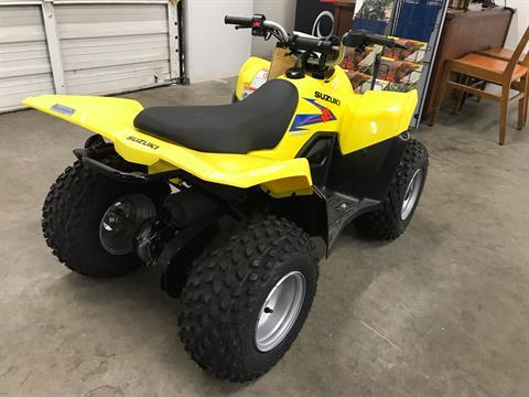 2020 Suzuki QuadSport Z50 in Sanford, North Carolina - Photo 8