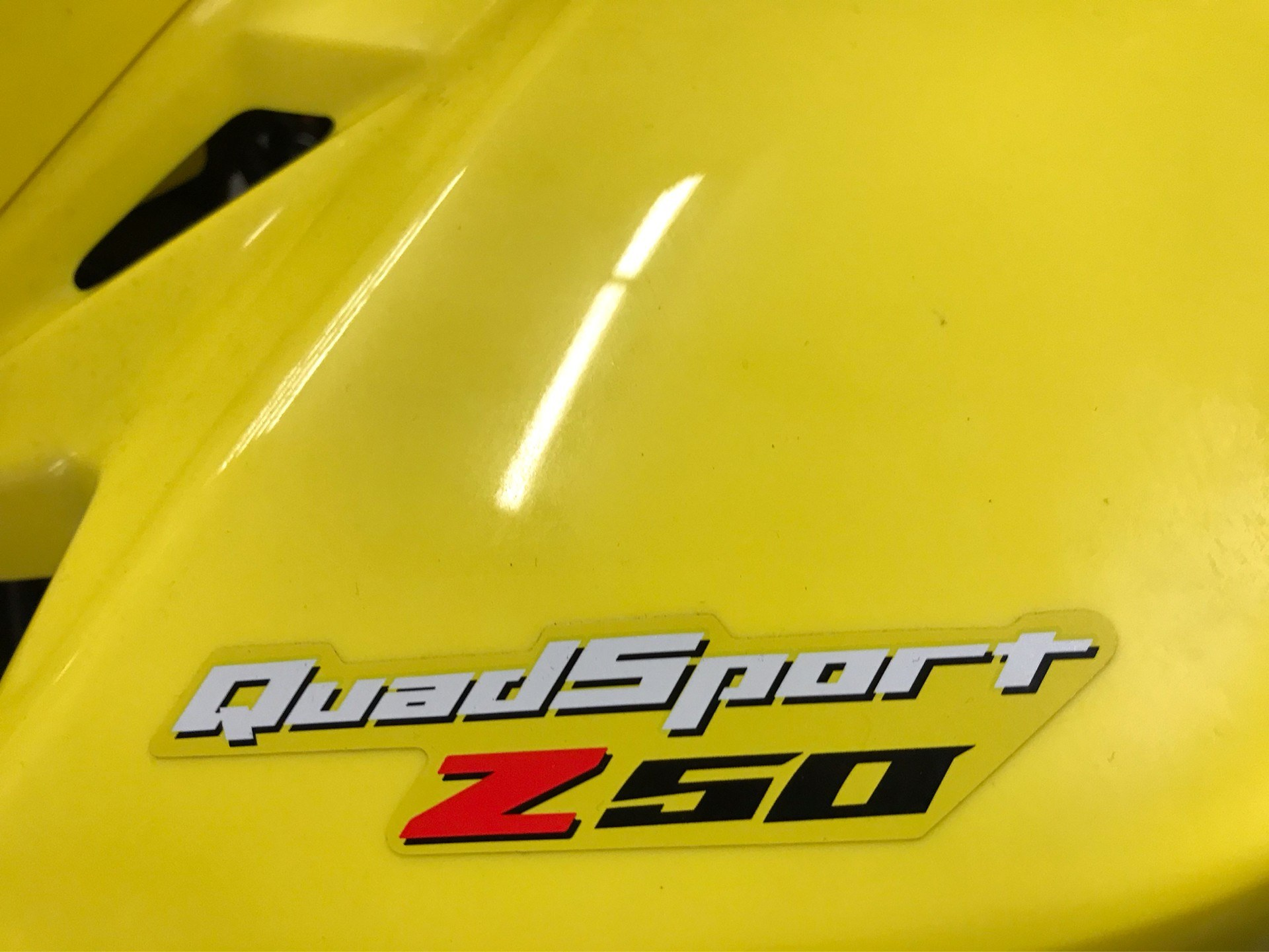 2020 Suzuki QuadSport Z50 in Sanford, North Carolina - Photo 11