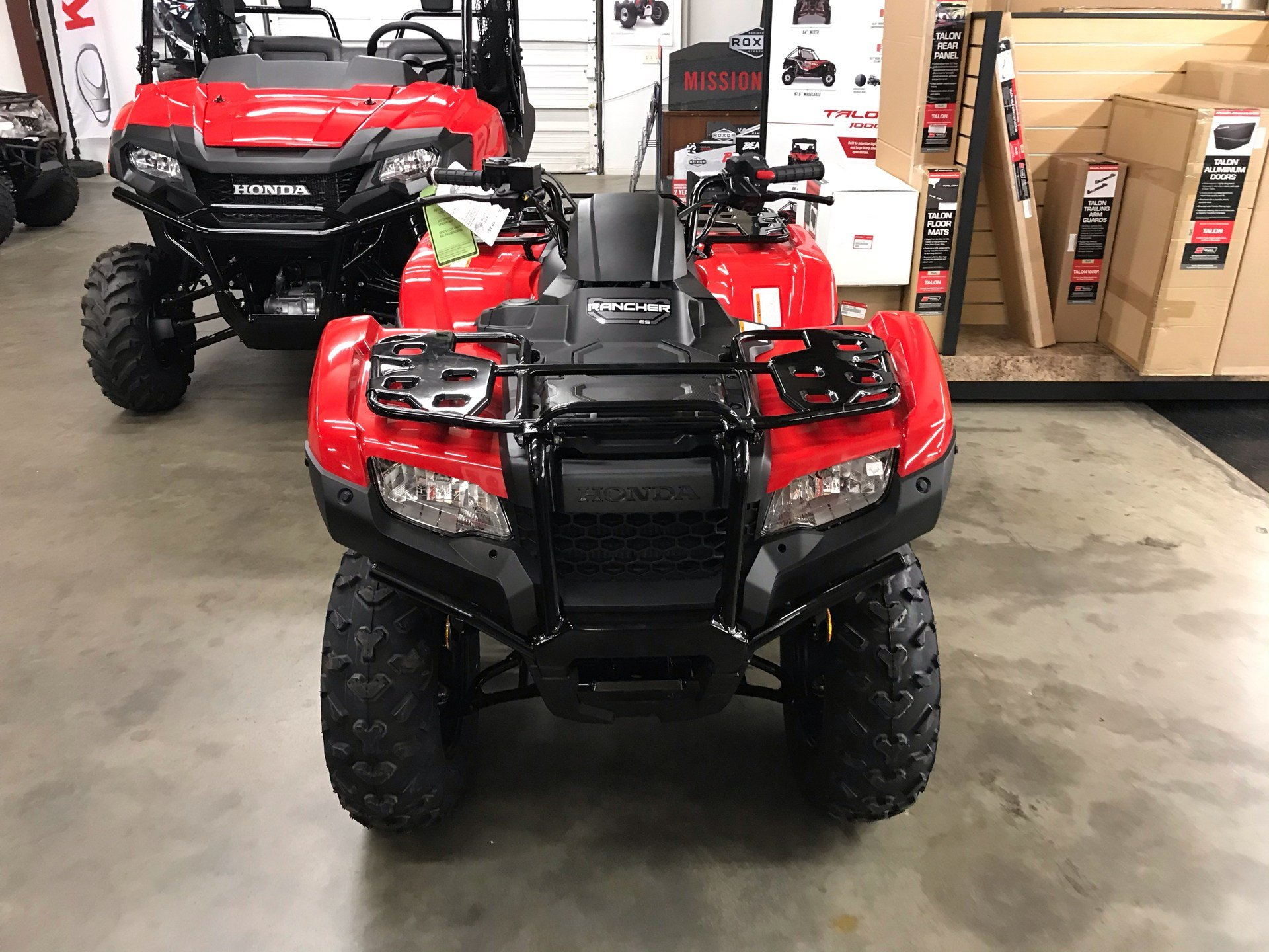 2020 Honda FourTrax Rancher ES in Sanford, North Carolina - Photo 3