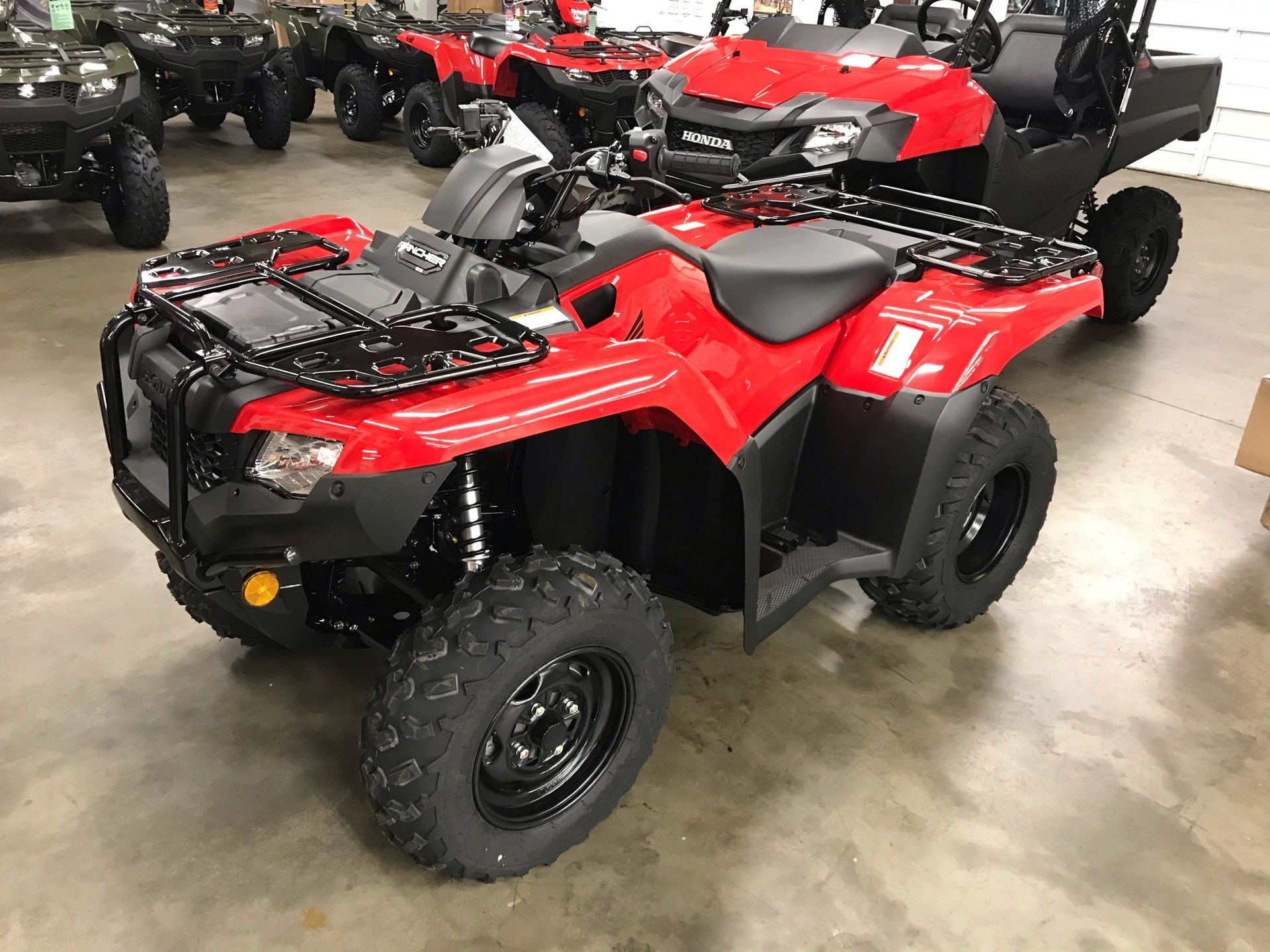 2020 Honda FourTrax Rancher ES in Sanford, North Carolina - Photo 1
