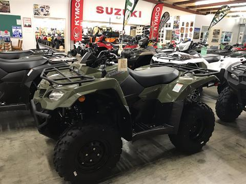 2019 Suzuki KingQuad 400FSi in Sanford, North Carolina - Photo 2
