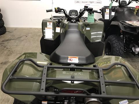 2019 Suzuki KingQuad 400FSi in Sanford, North Carolina - Photo 4