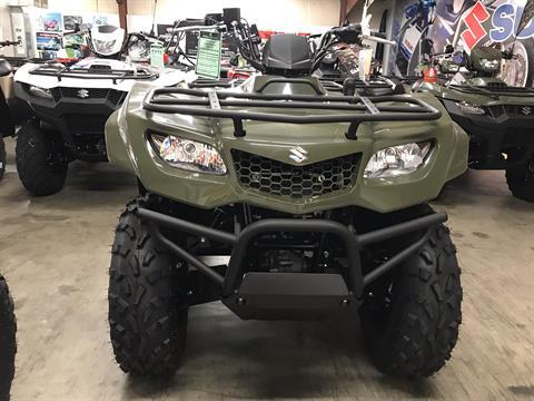 2019 Suzuki KingQuad 400FSi in Sanford, North Carolina - Photo 9