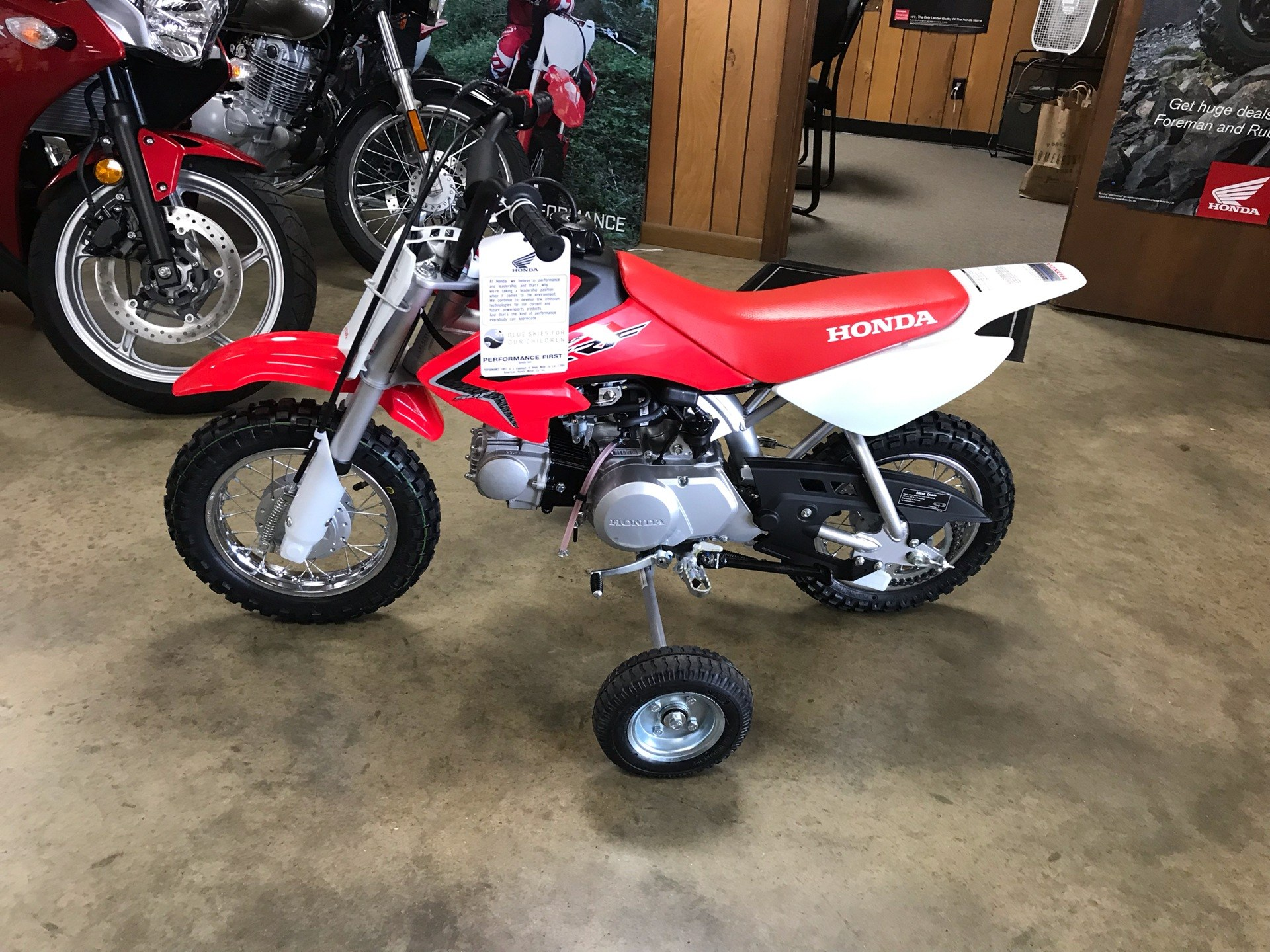 2020 Honda CRF50F in Sanford, North Carolina - Photo 2