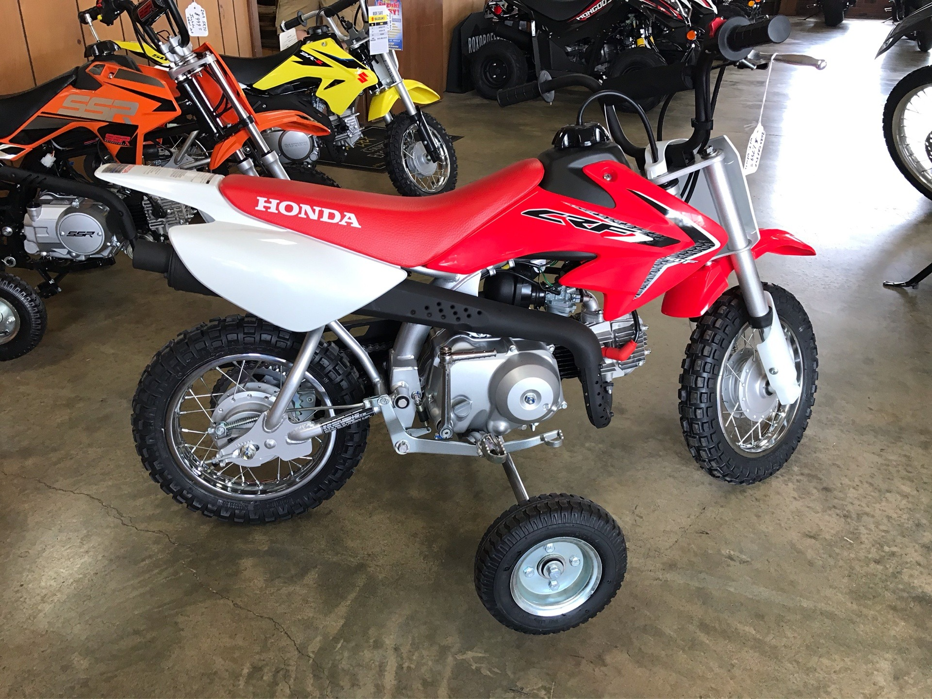 2020 Honda CRF50F in Sanford, North Carolina - Photo 10