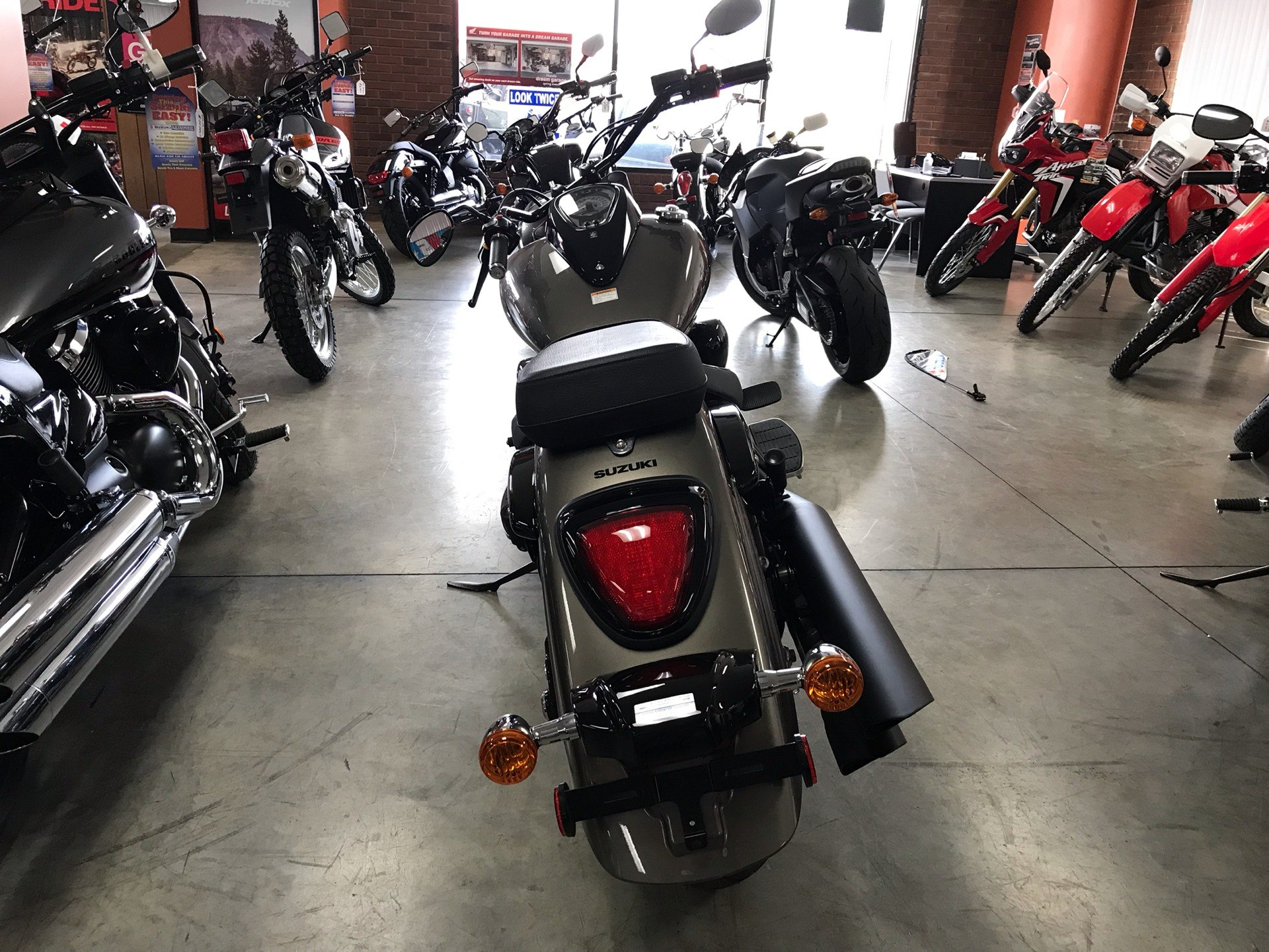 2019 Suzuki Boulevard C90 B.O.S.S. in Sanford, North Carolina - Photo 8