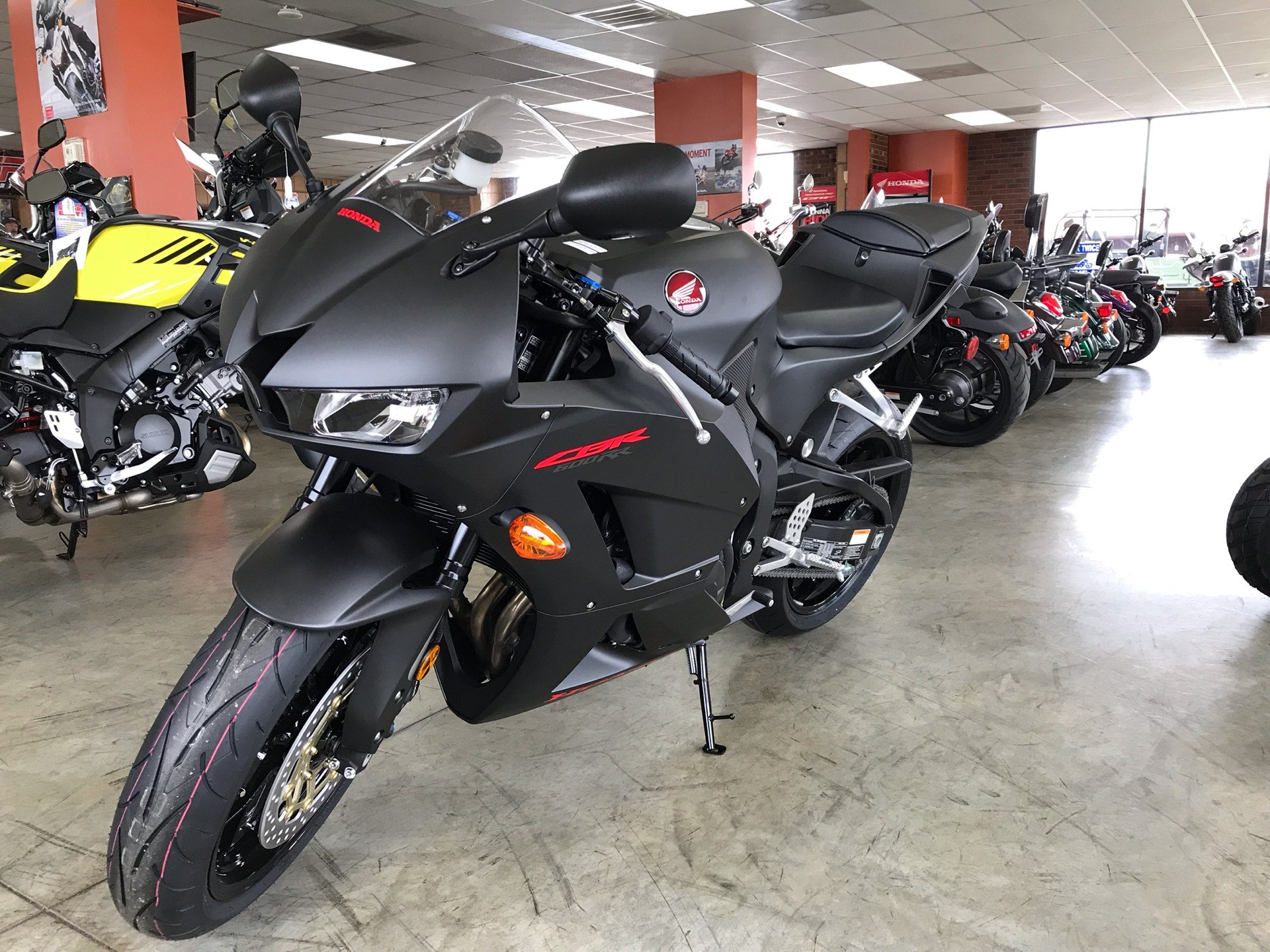 2019 Honda CBR600RR in Sanford, North Carolina - Photo 4