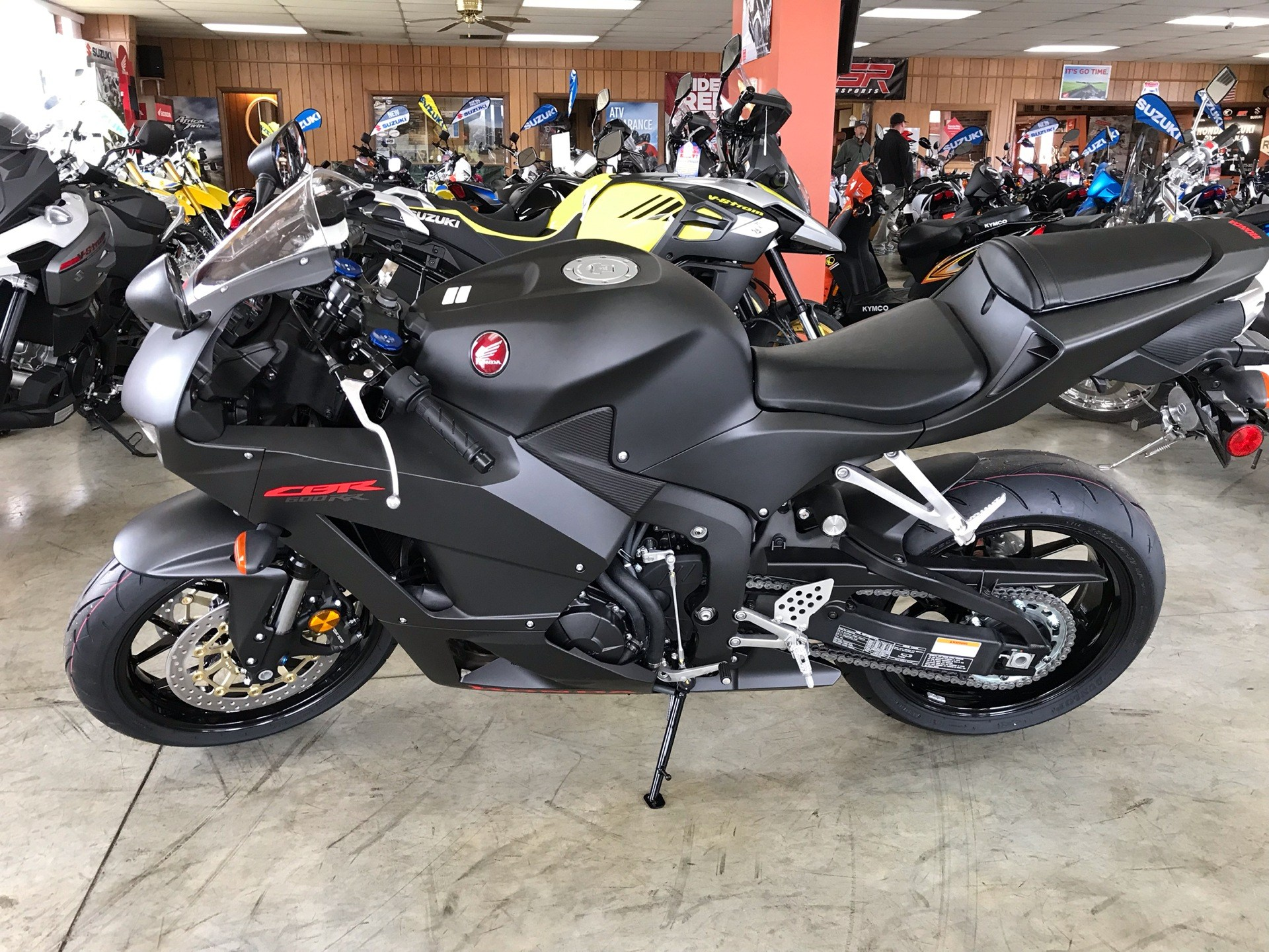 2019 Honda CBR600RR in Sanford, North Carolina - Photo 6