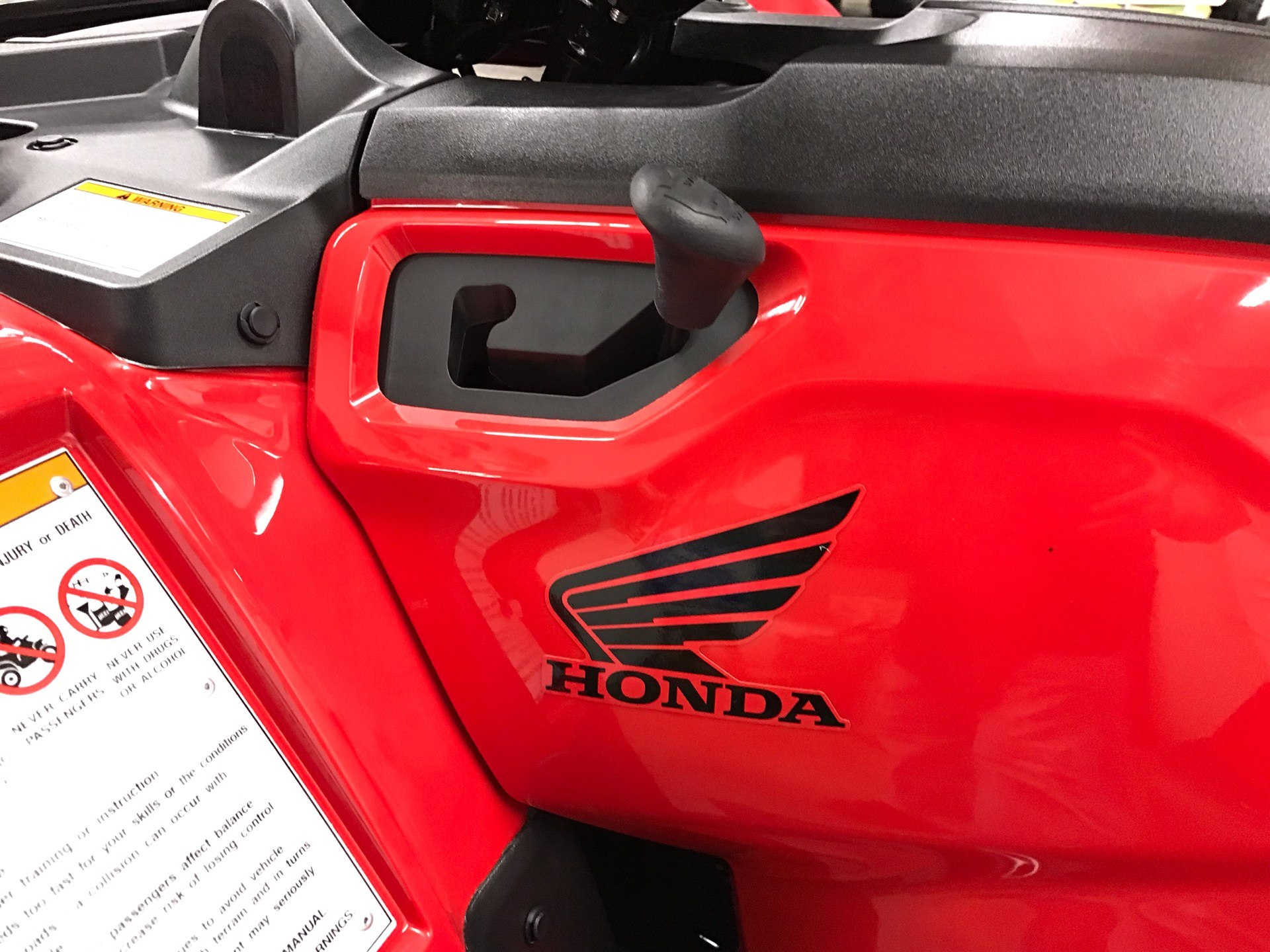 2020 Honda FourTrax Rancher 4x4 in Sanford, North Carolina - Photo 12