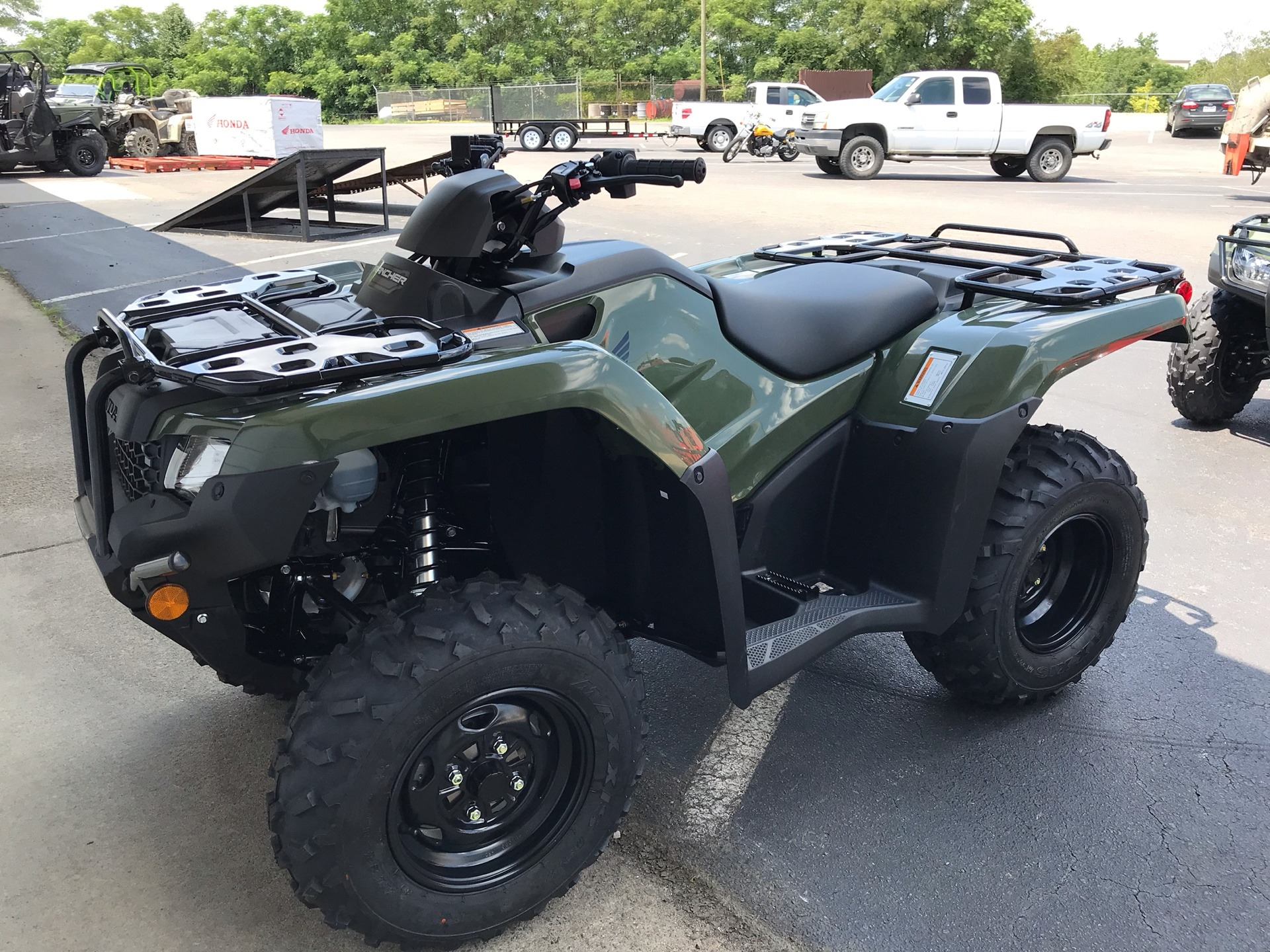 2020 Honda FourTrax Rancher in Sanford, North Carolina - Photo 1