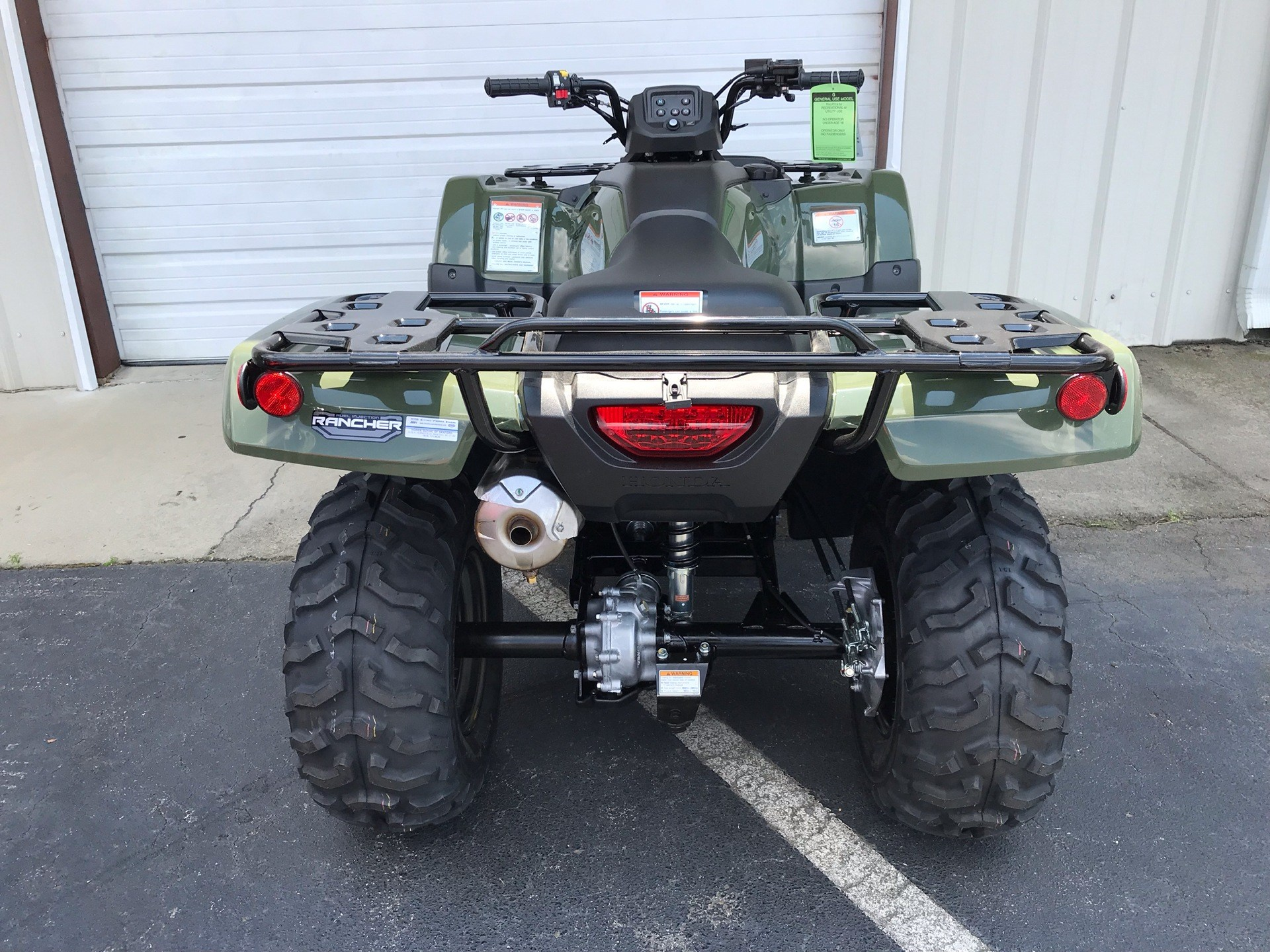 2020 Honda FourTrax Rancher in Sanford, North Carolina - Photo 4