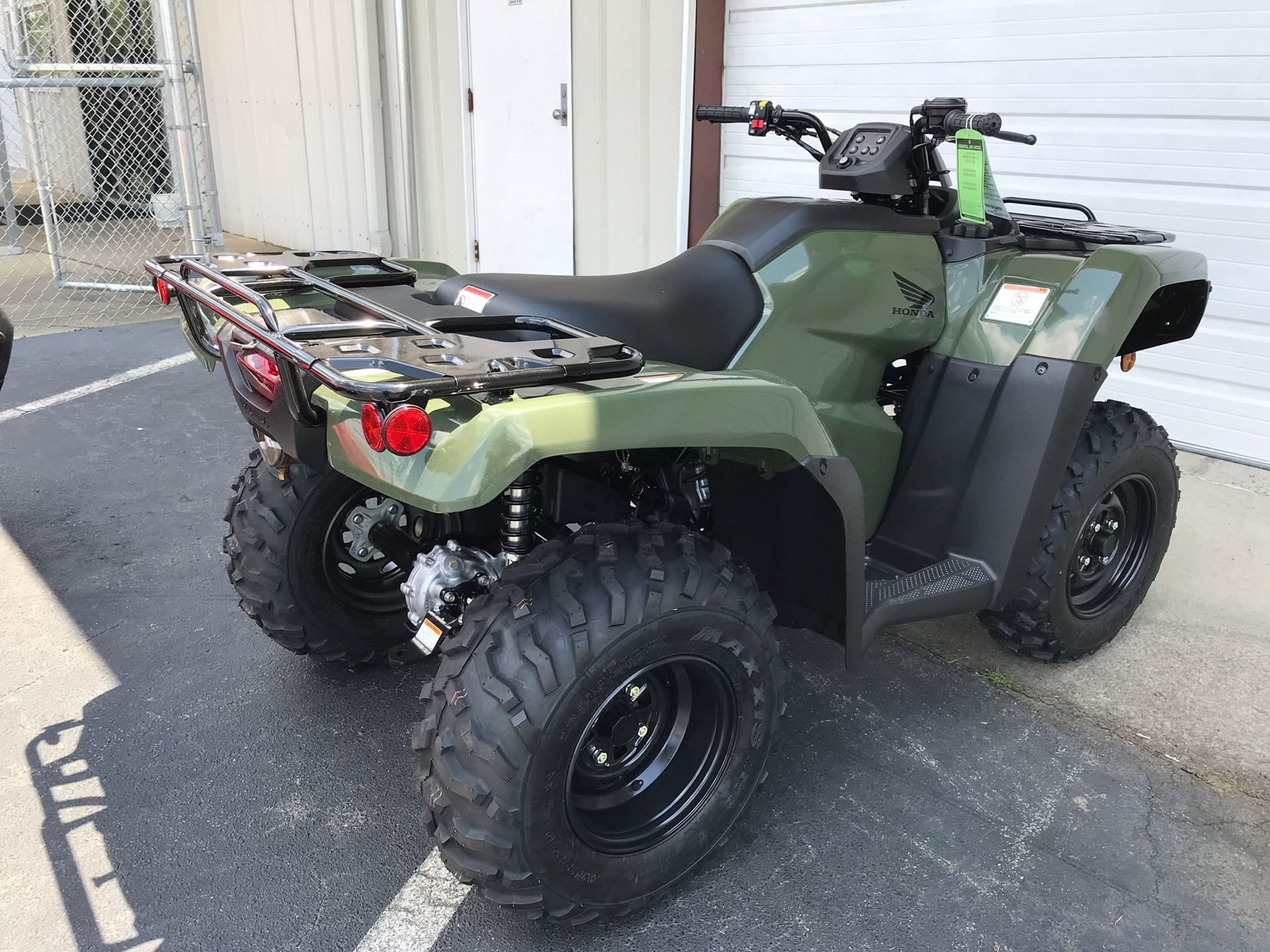 2020 Honda FourTrax Rancher in Sanford, North Carolina - Photo 6