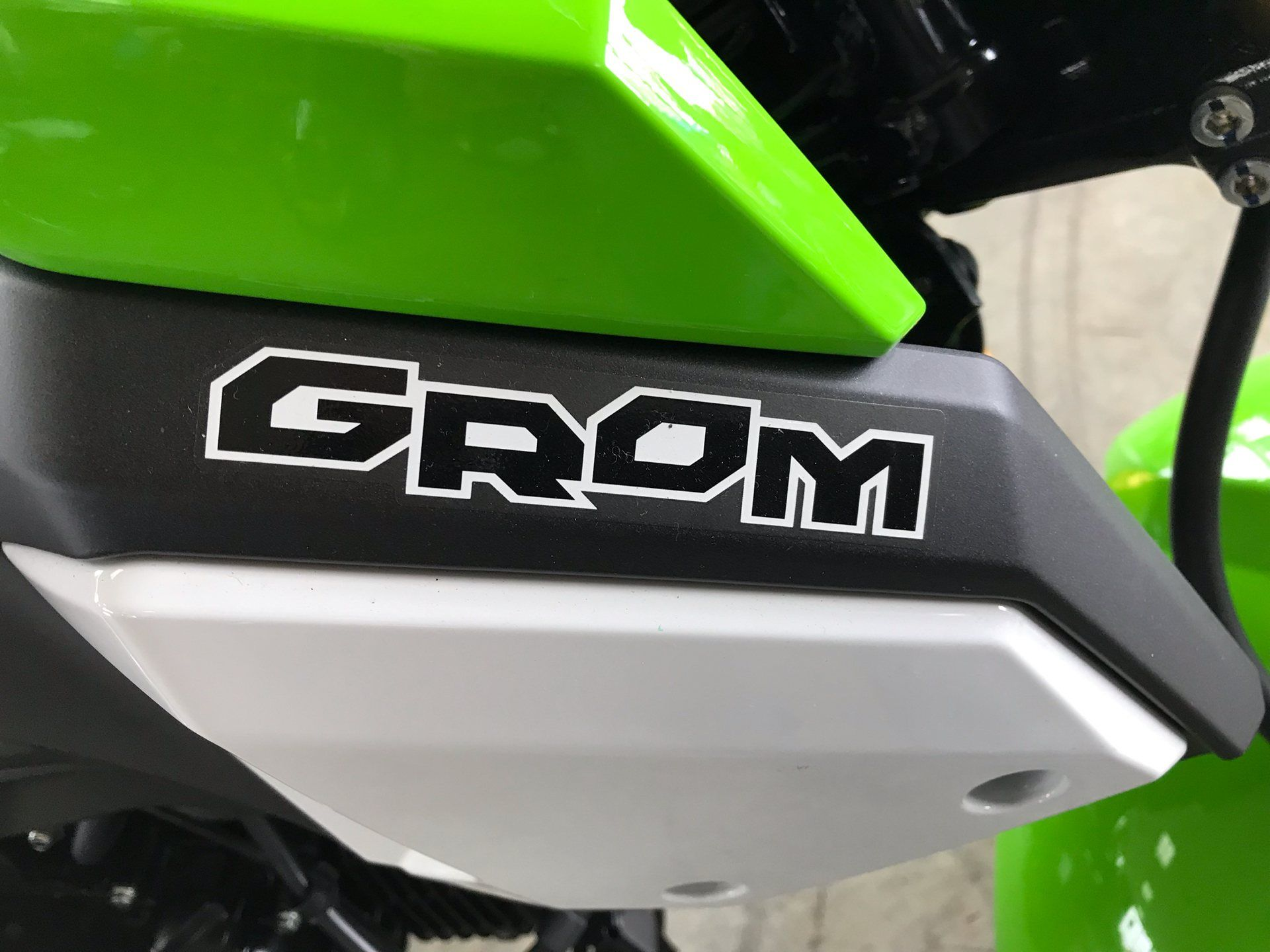 2019 Honda Grom in Sanford, North Carolina - Photo 3