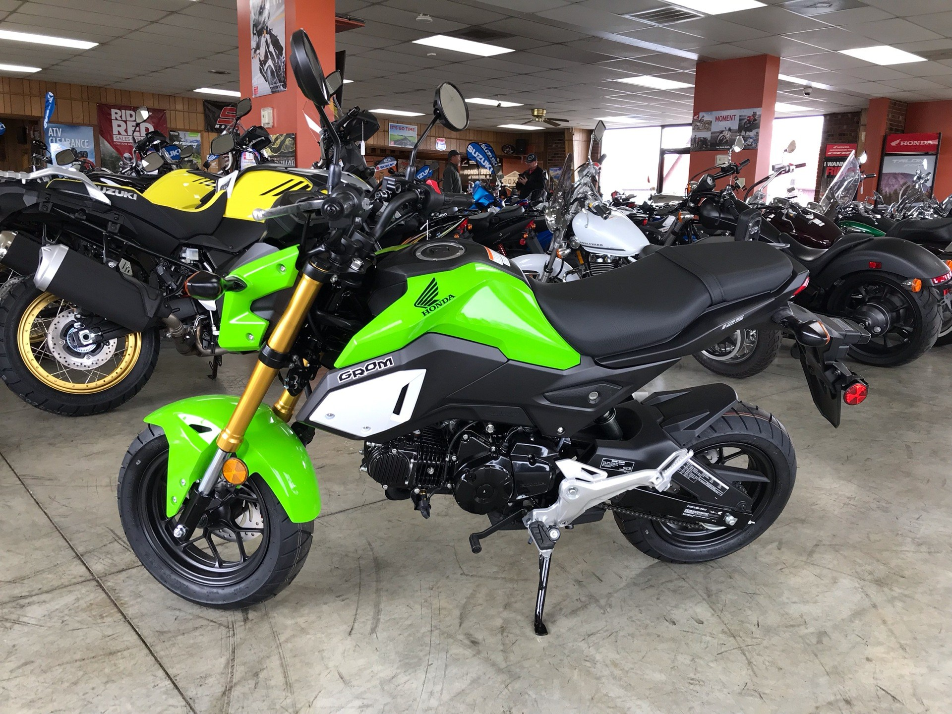2019 Honda Grom in Sanford, North Carolina - Photo 8