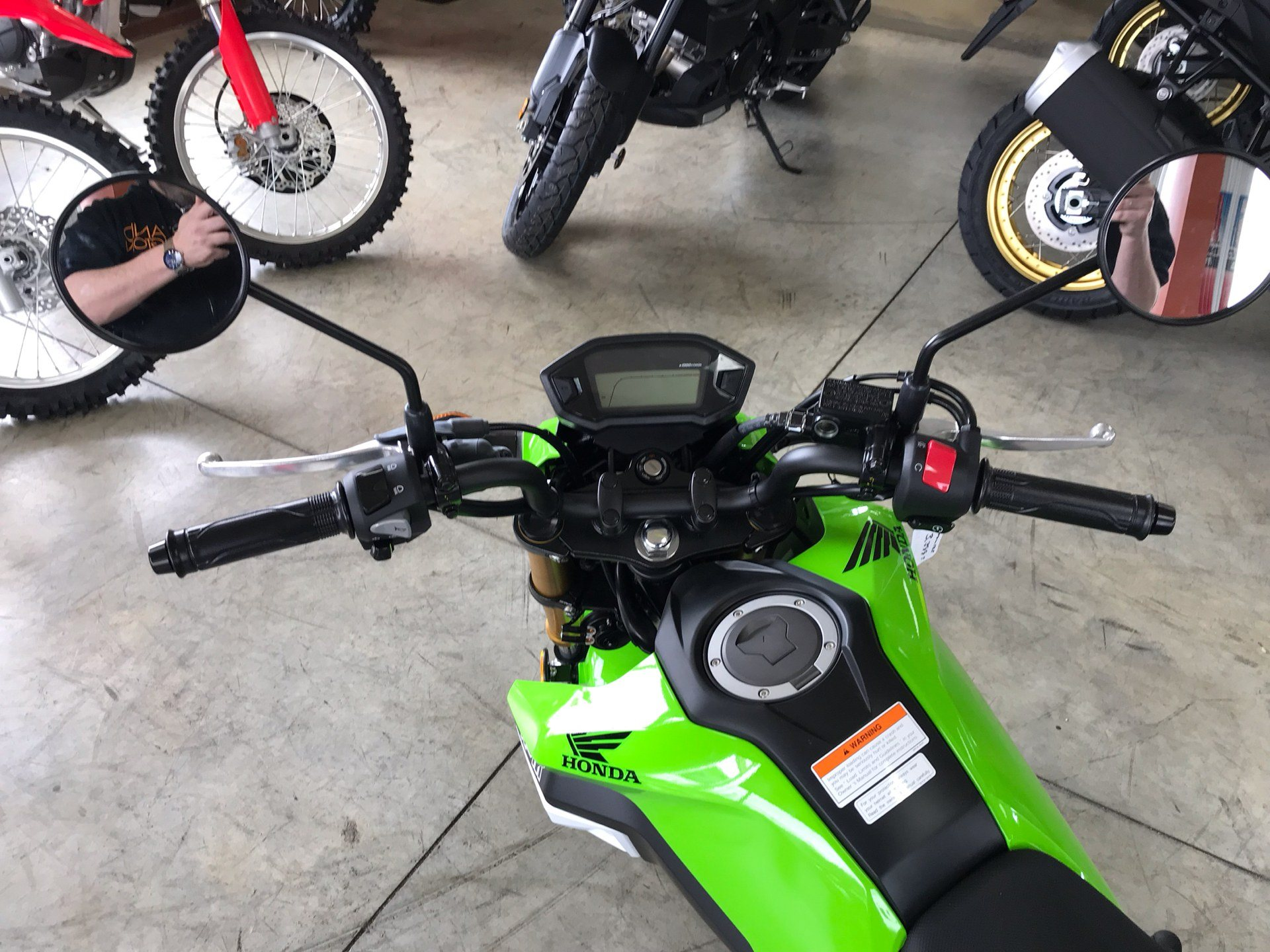 2019 Honda Grom in Sanford, North Carolina - Photo 13