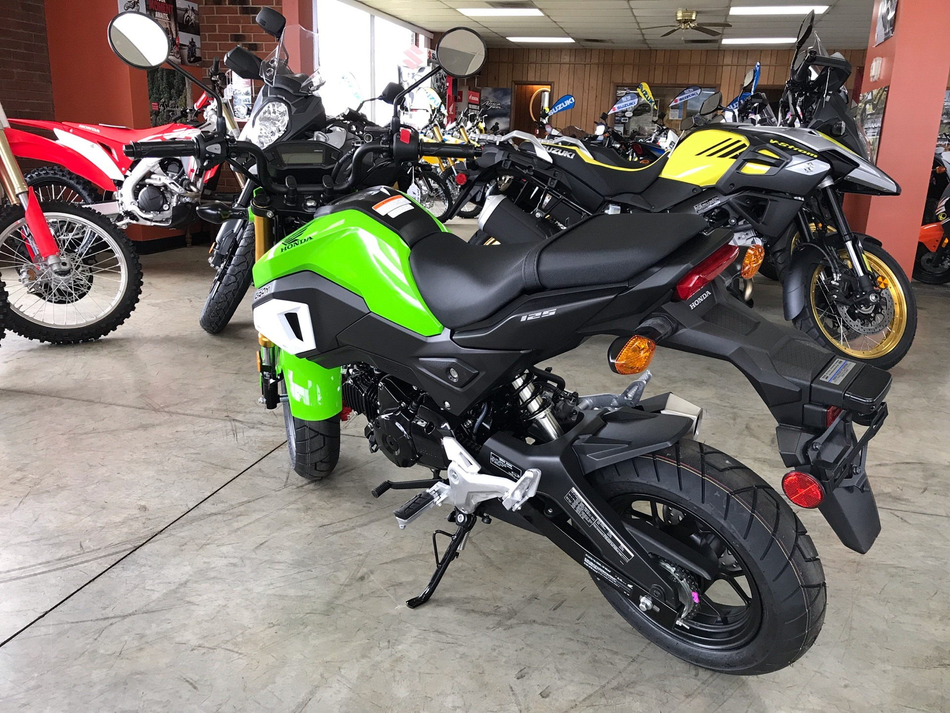 2019 Honda Grom in Sanford, North Carolina - Photo 9