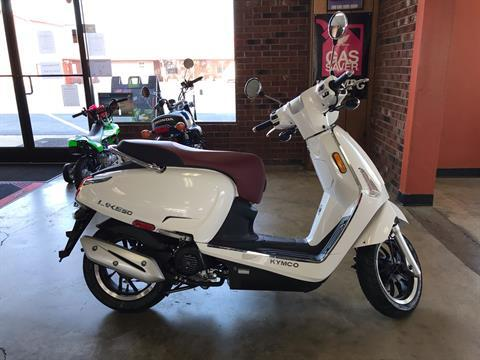 2019 Kymco Like 50i in Sanford, North Carolina - Photo 1