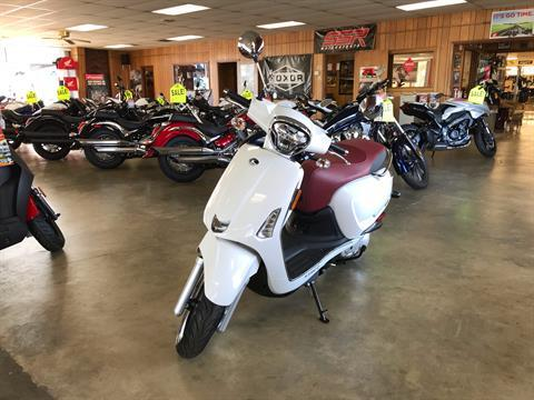 2019 Kymco Like 50i in Sanford, North Carolina - Photo 3