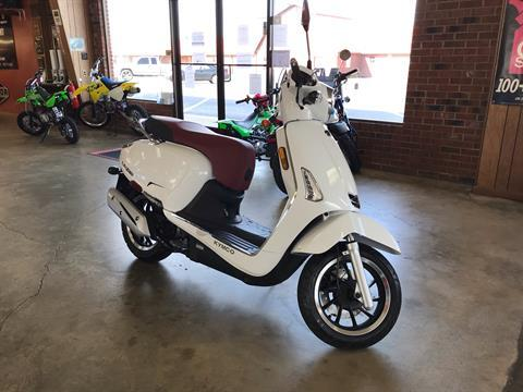 2019 Kymco Like 50i in Sanford, North Carolina - Photo 5