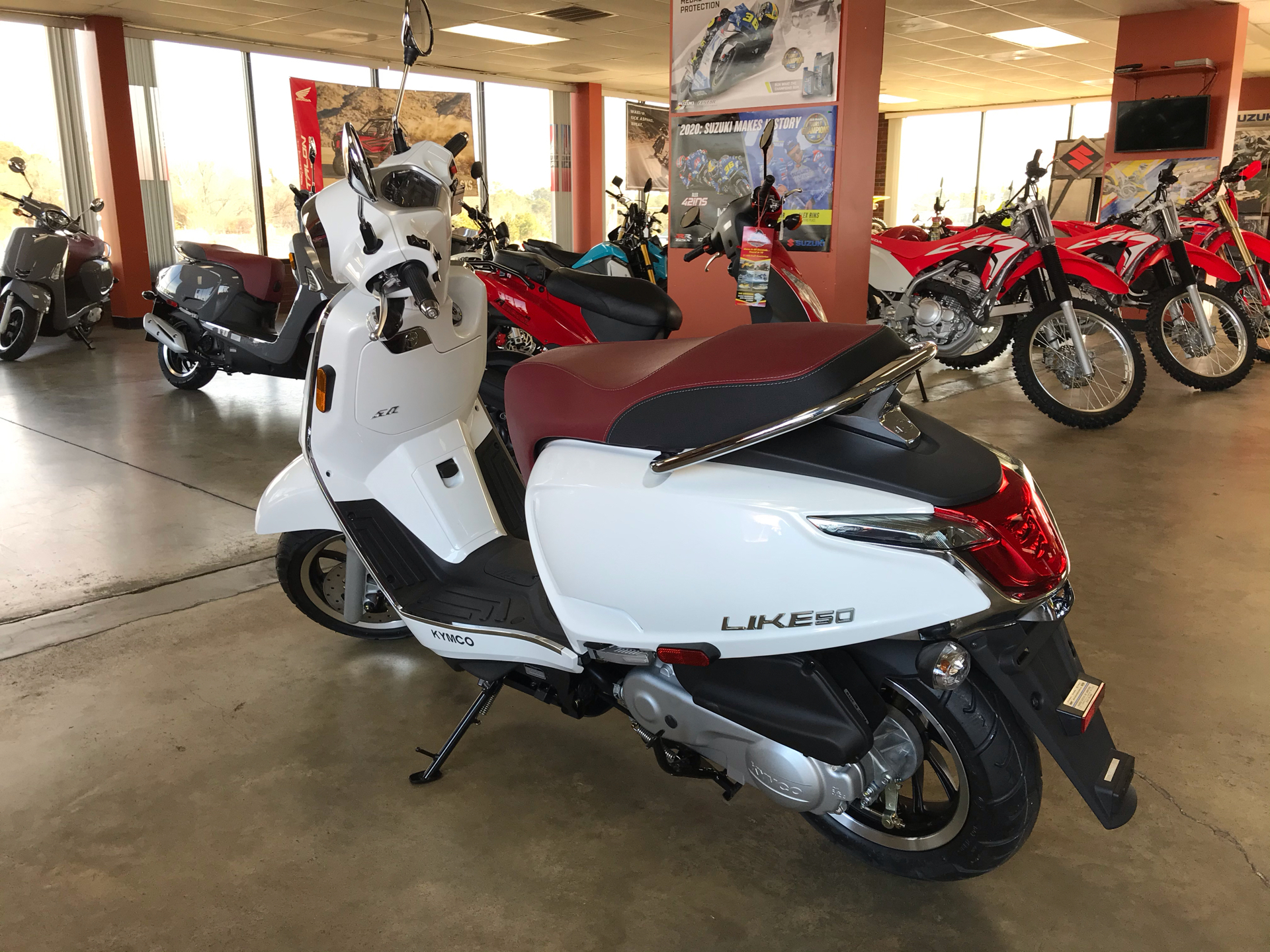 2019 Kymco Like 50i in Sanford, North Carolina - Photo 6