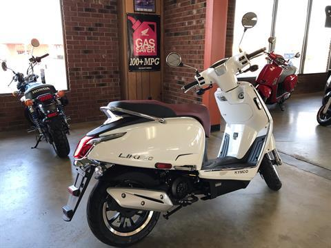 2019 Kymco Like 50i in Sanford, North Carolina - Photo 8