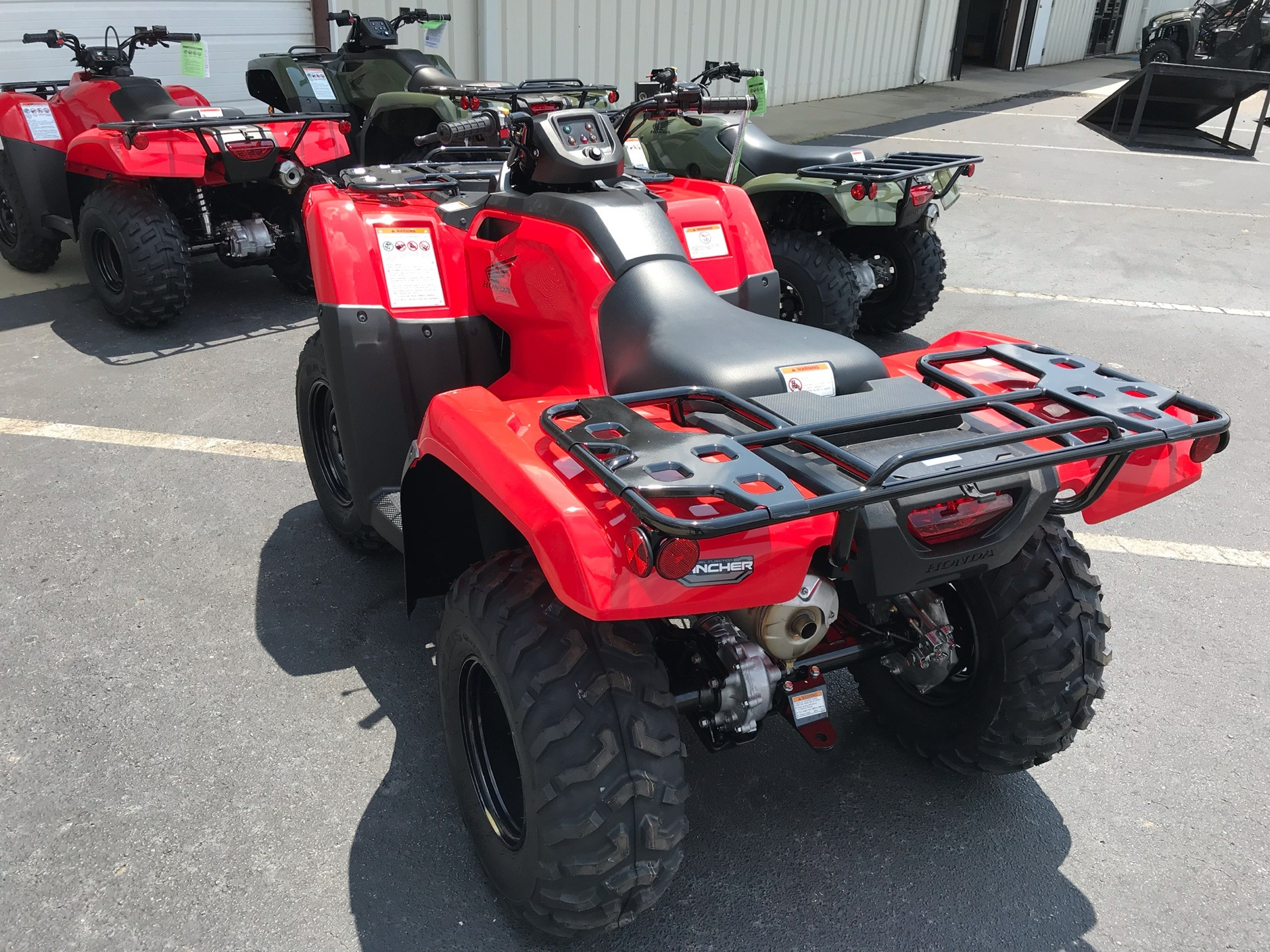 2020 Honda FourTrax Rancher in Sanford, North Carolina - Photo 3