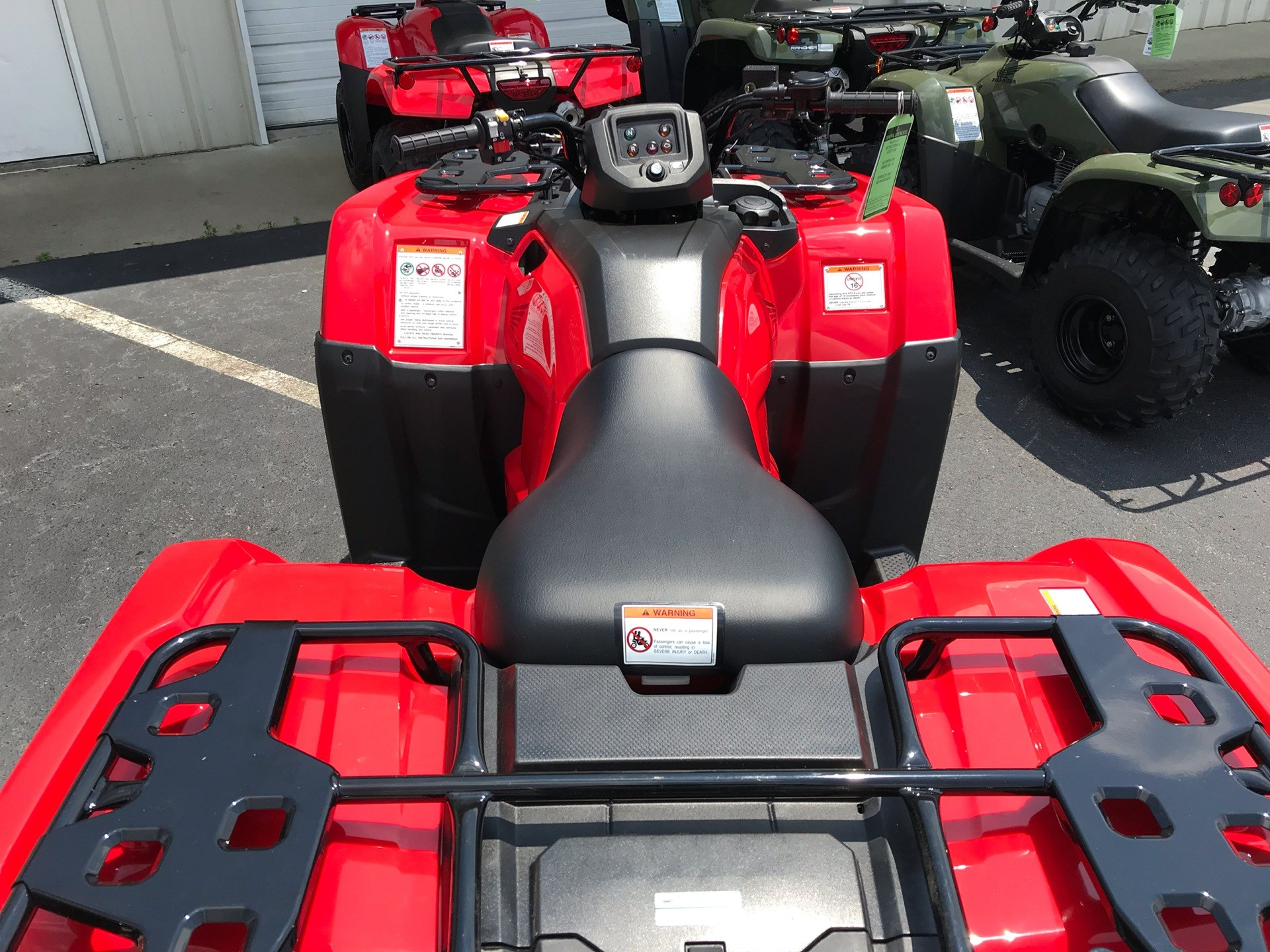 2020 Honda FourTrax Rancher in Sanford, North Carolina - Photo 5