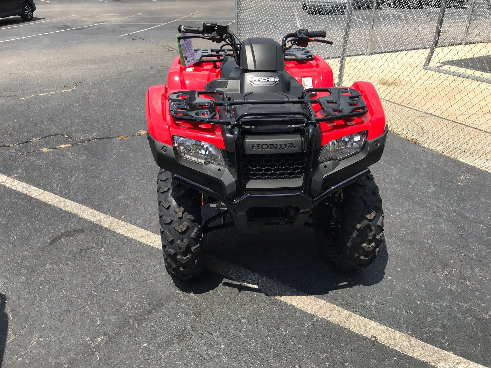 2020 Honda FourTrax Rancher in Sanford, North Carolina - Photo 9
