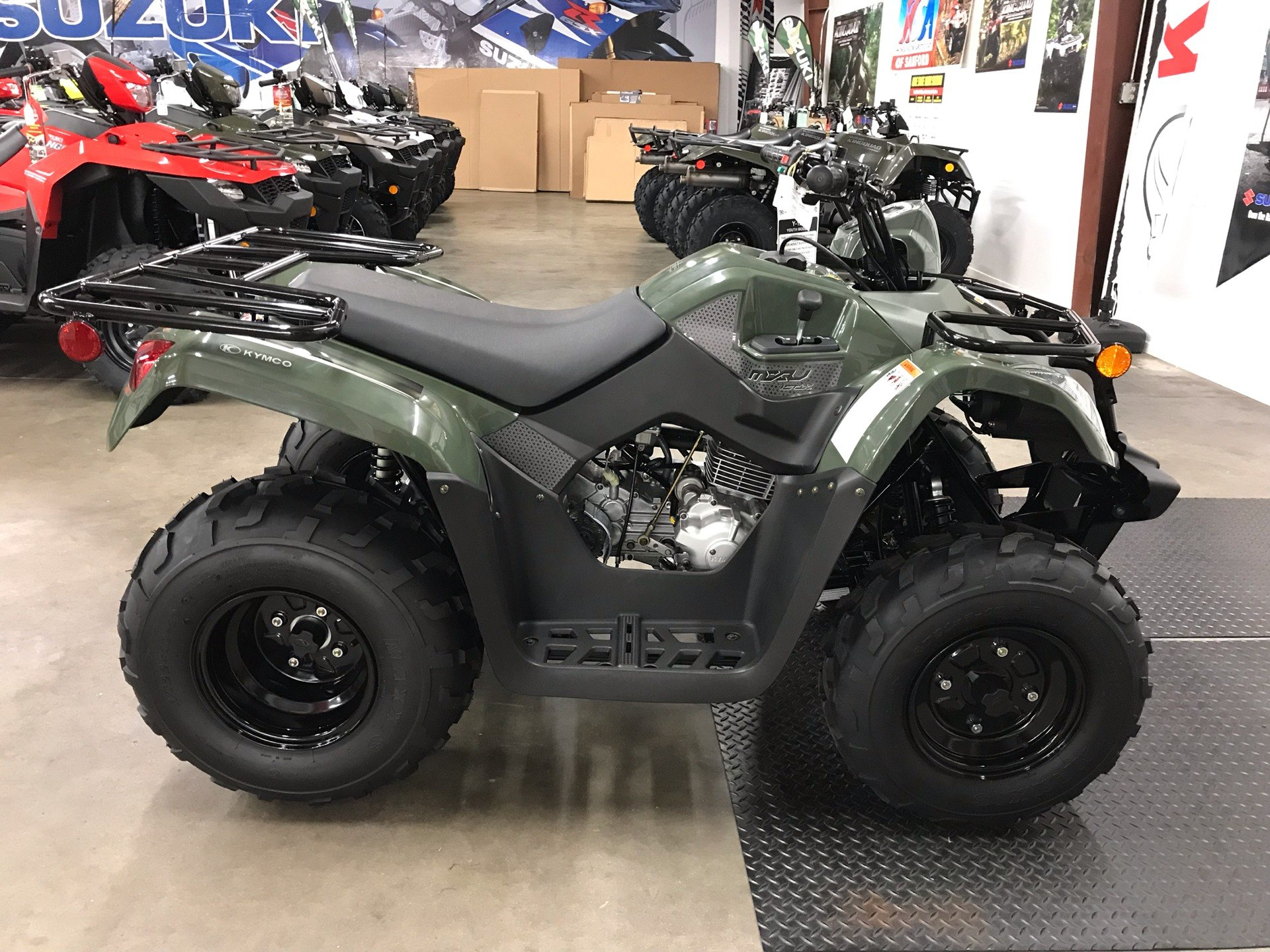 2019 Kymco MXU 150X in Sanford, North Carolina - Photo 2