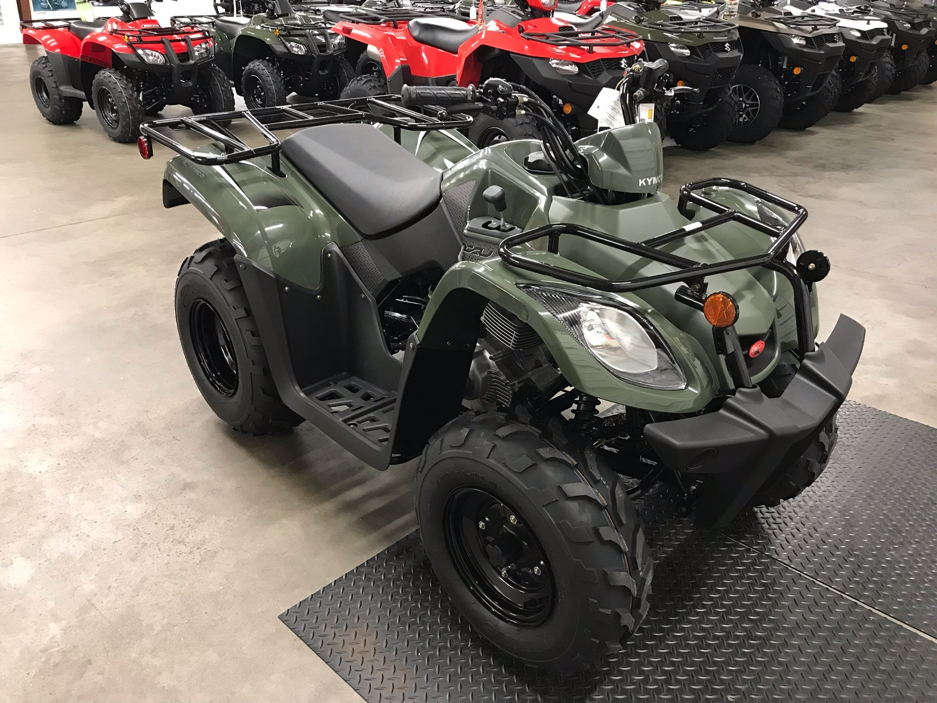 2019 Kymco MXU 150X in Sanford, North Carolina - Photo 1