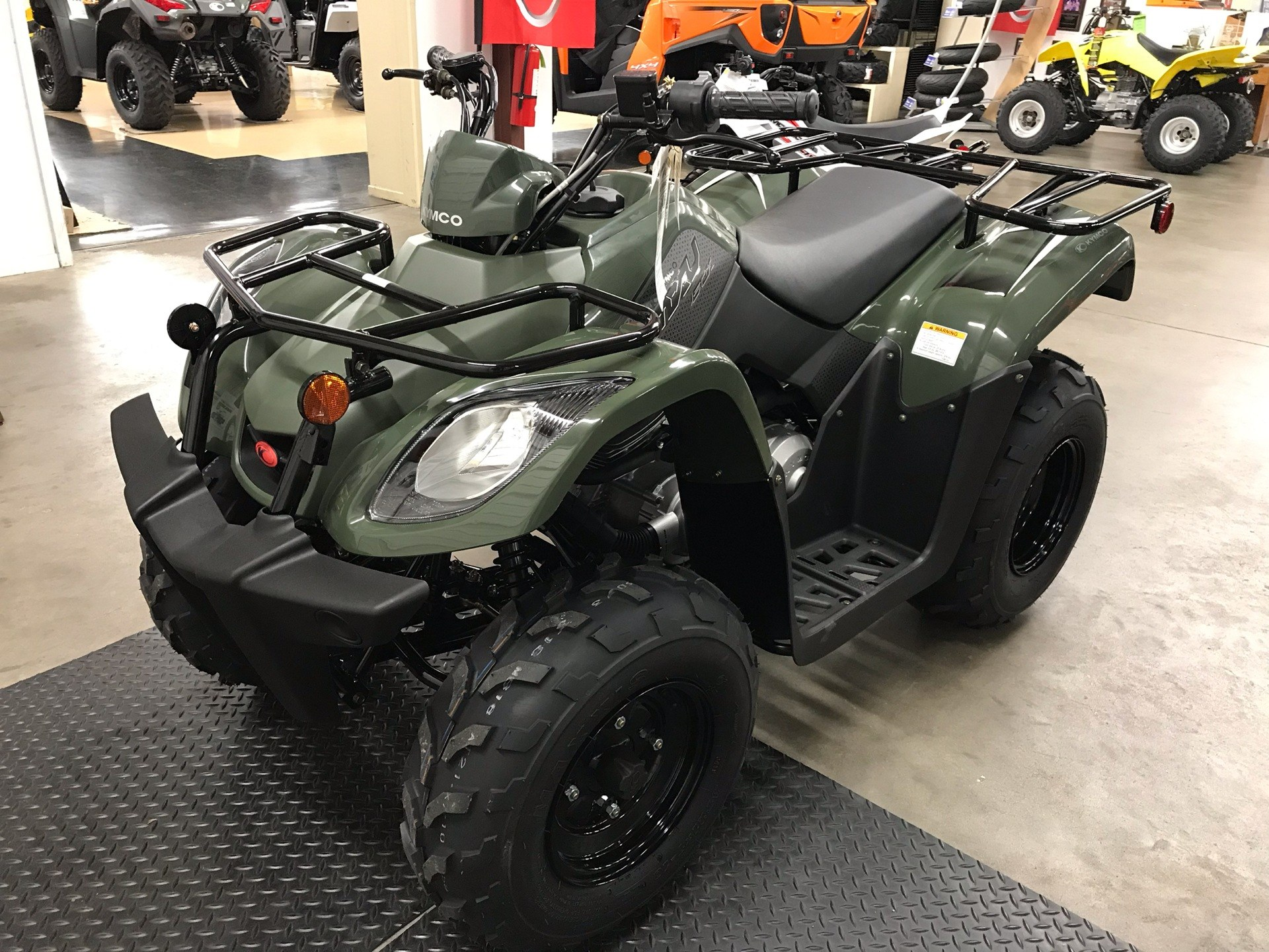 2019 Kymco MXU 150X in Sanford, North Carolina - Photo 6