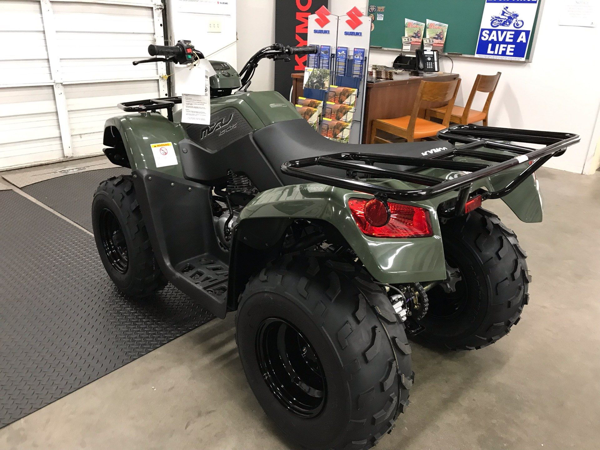 2019 Kymco MXU 150X in Sanford, North Carolina - Photo 8