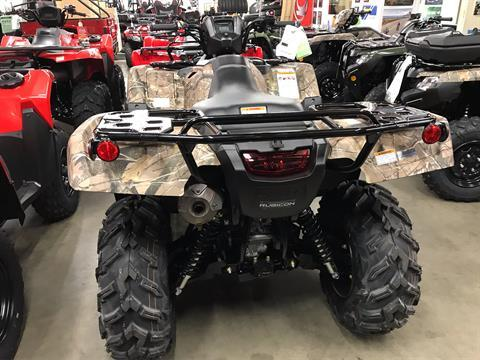 2020 Honda FourTrax Foreman Rubicon 4x4 EPS in Sanford, North Carolina - Photo 8