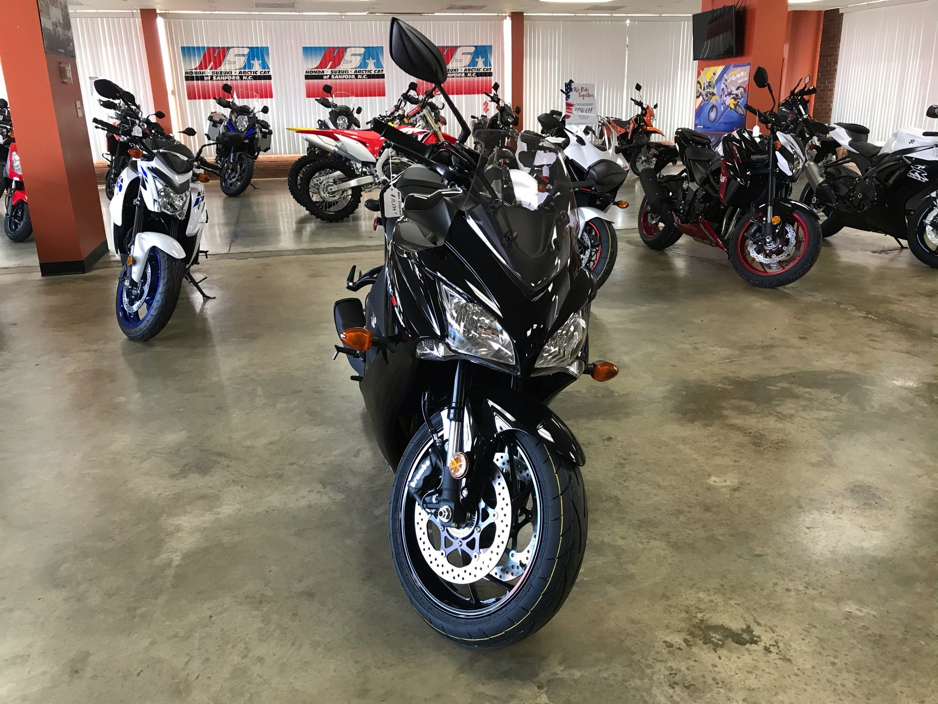 2020 Suzuki GSX-S1000F in Sanford, North Carolina - Photo 10