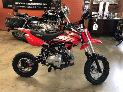 2021 SSR Motorsports SR110 Semi in Sanford, North Carolina - Photo 8