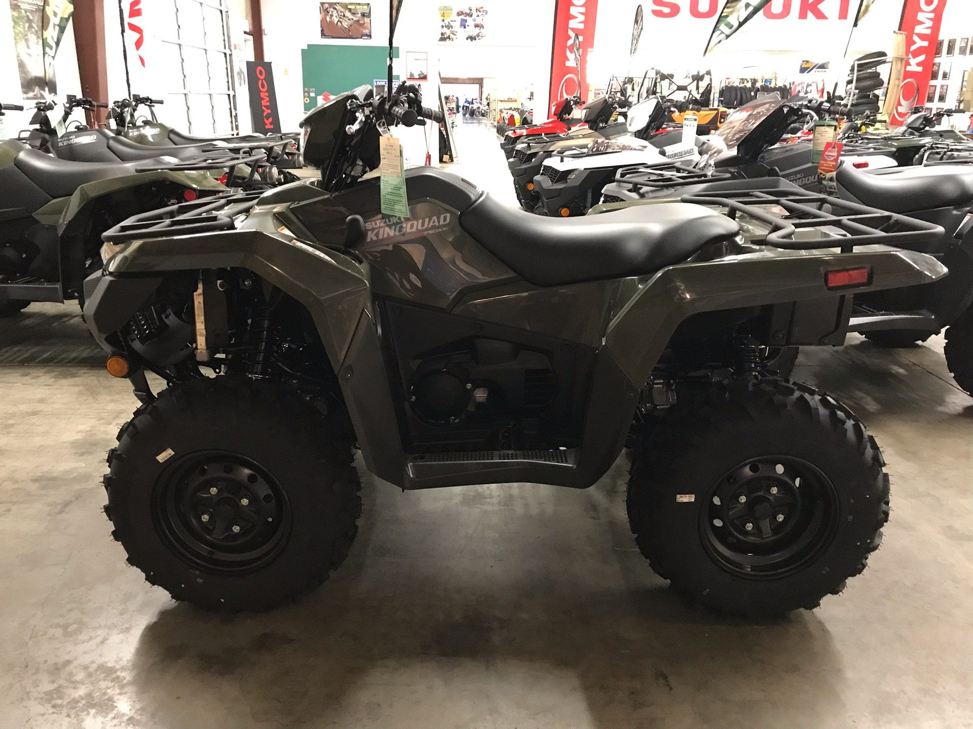 2019 Suzuki KingQuad 750AXi in Sanford, North Carolina - Photo 1