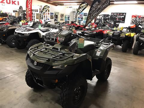2019 Suzuki KingQuad 750AXi in Sanford, North Carolina - Photo 2
