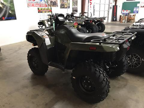 2019 Suzuki KingQuad 750AXi in Sanford, North Carolina - Photo 3